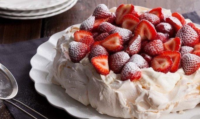 десерт павловой рецепт