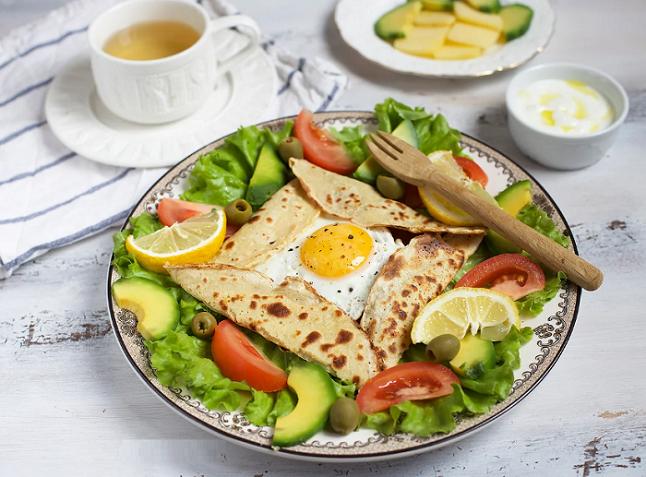 завтраки рецепты