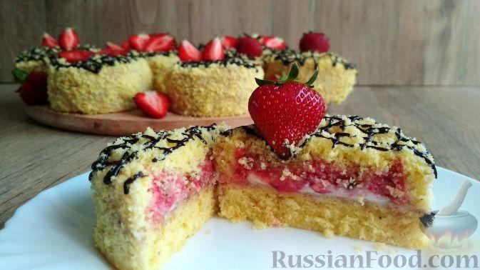Домашние пирожные