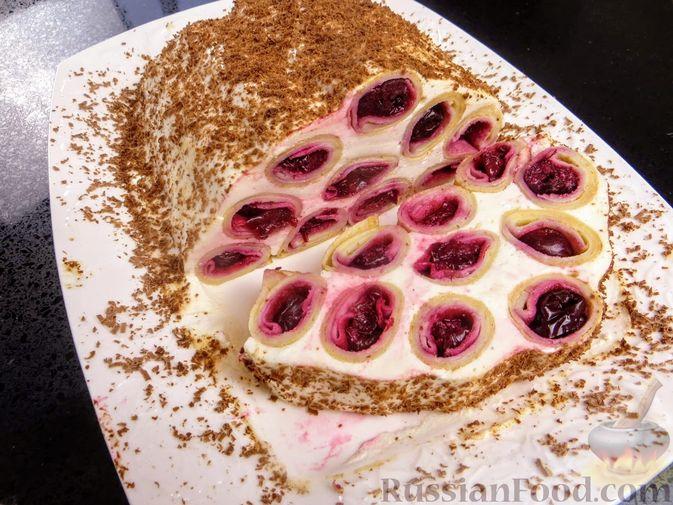 """Блинный торт """"Монастырская изба"""""""