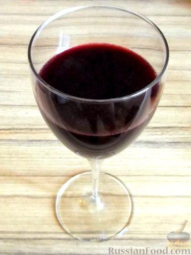 Вино из тутовой ягоды (шелковицы)