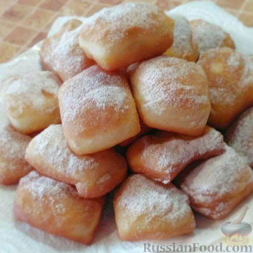 Новоорлеанские пончики