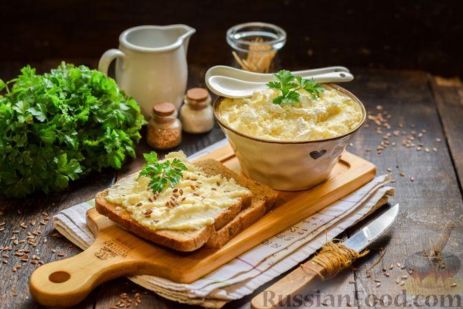 Творожный плавленый сыр
