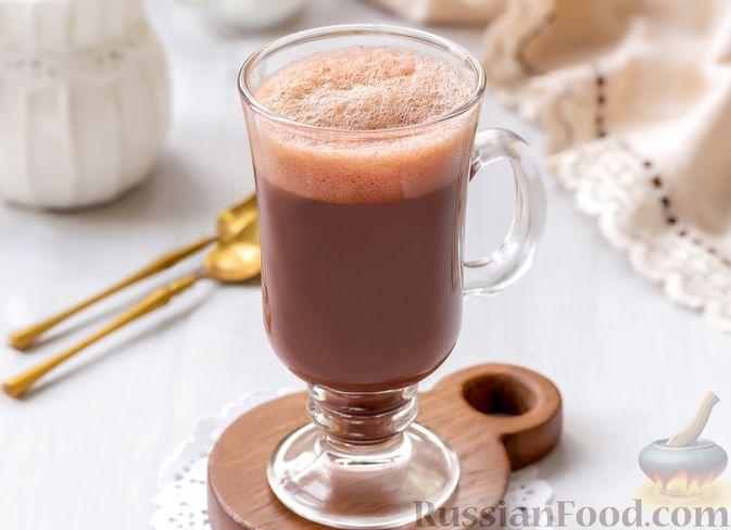 Какао-флип