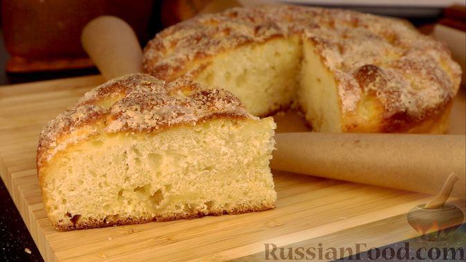 Пирог «Сахарная корочка»