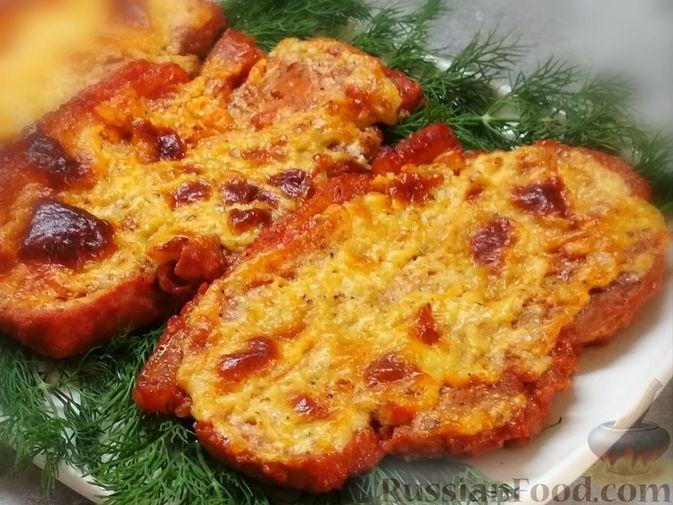 Мясо, запечённое в духовке