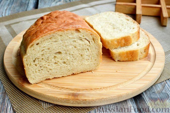 Пшеничный хлеб на заварке из цельнозерновой муки
